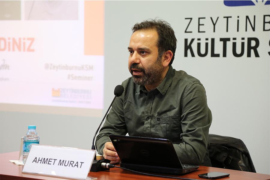 Ahmet Murat: Kudüs Henüz Bir İslam Şehriyse