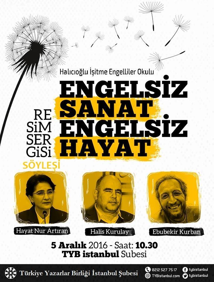 TYB İstanbul'da Engelliler Günü Özel Programı