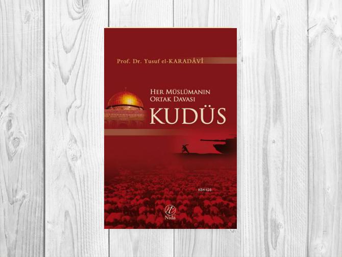 """Rabianur Akmaz: """"Her Müslümanın Ortak Davası: Kudüs"""""""
