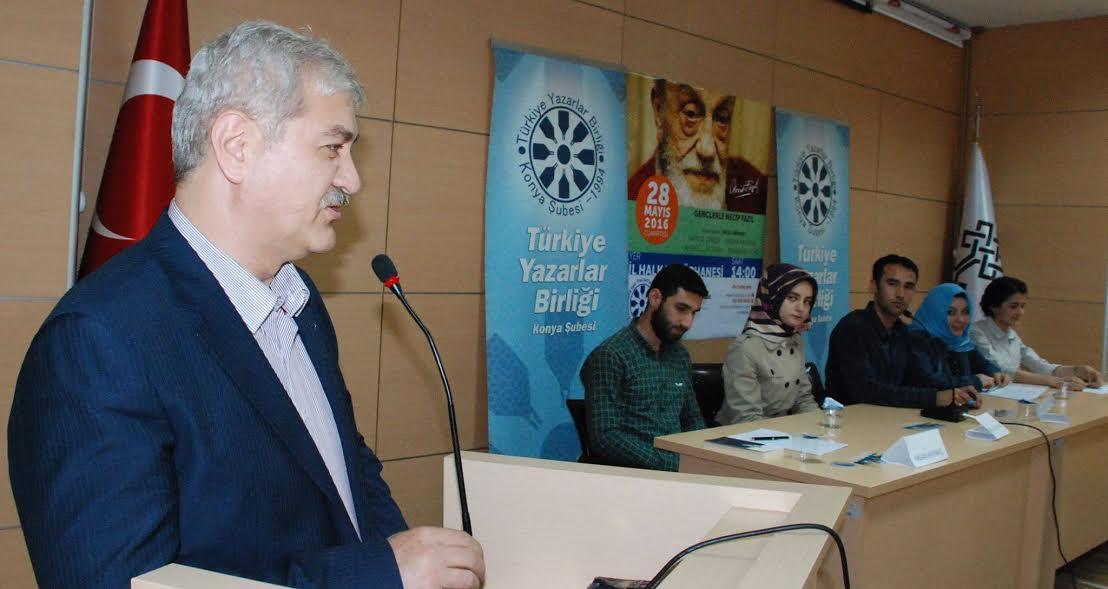 TYB Konya'da bayrak değişimi
