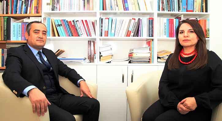 Prof. Dr. Salih Yılmaz: Türkiye'nin dediği oldu, PKK devleti kurulmayacak