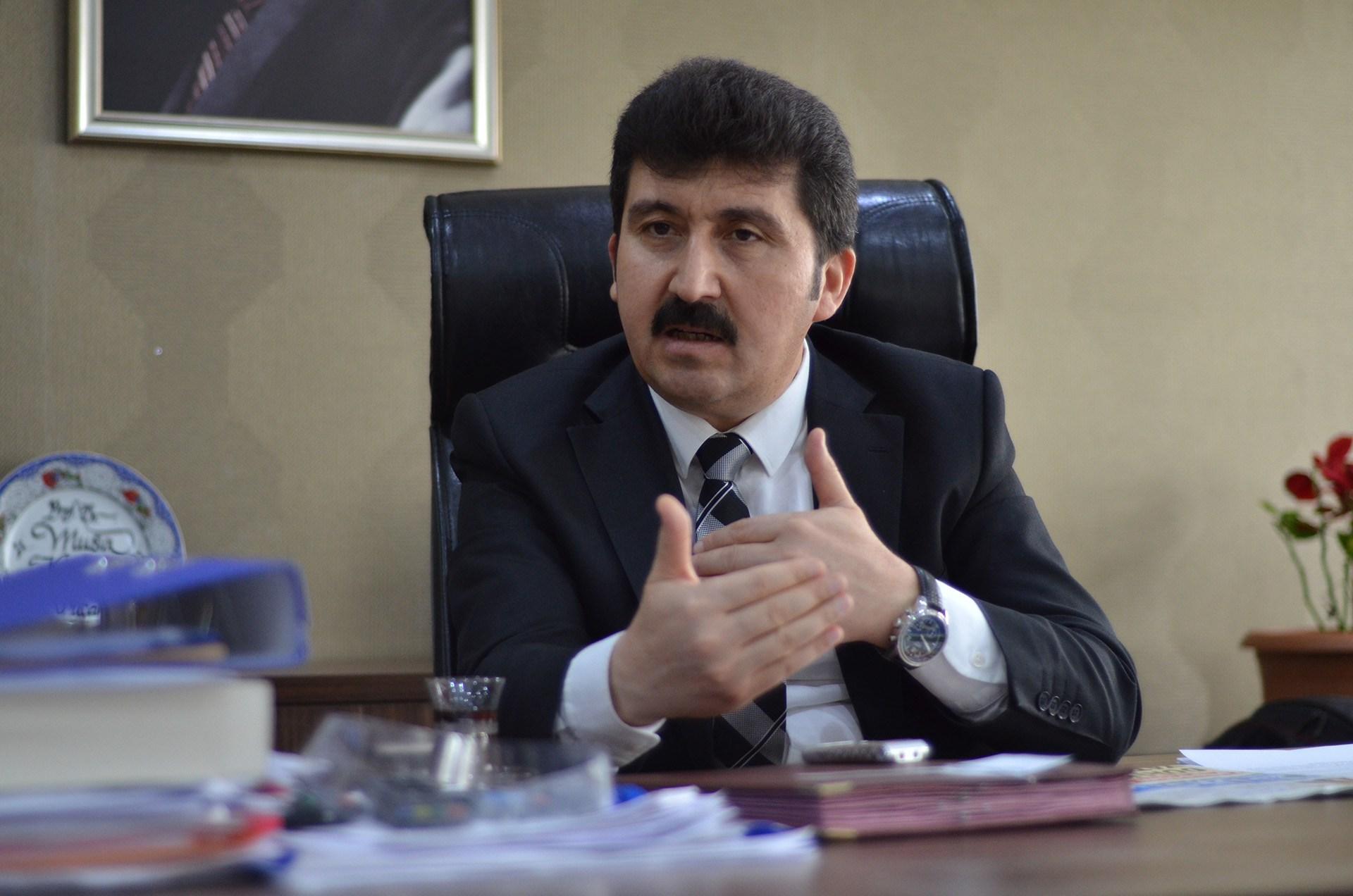 """TYB Başkanı Arıcan: """"Müslümanın duruşu, Kur'an-ı Kerim aydınlığı olmalıdır"""""""