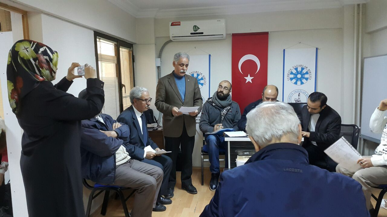 Türkiye Yazarlar Birliği İzmir Şubesi  Seçimini Yaptı