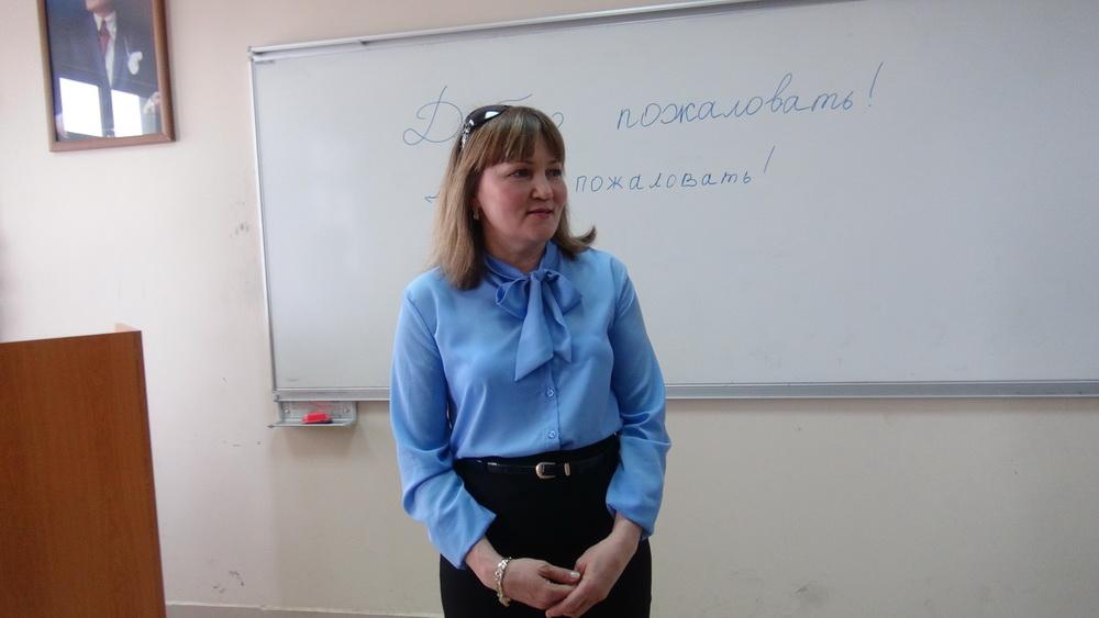 Yeni Üyelerimiz: Çulpan Zaripova Çetin
