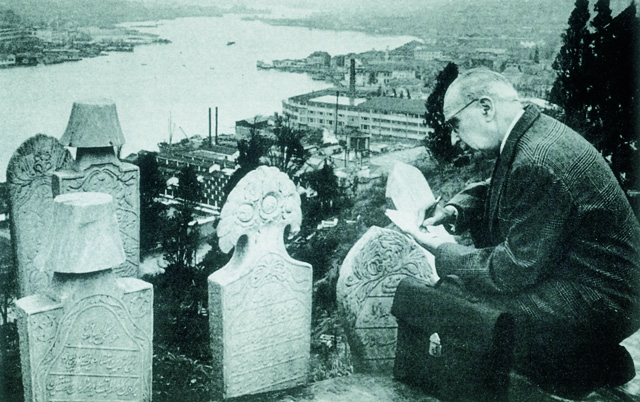Süheyl Ünver gittiği her şehrin kültür mirasını kaydetti