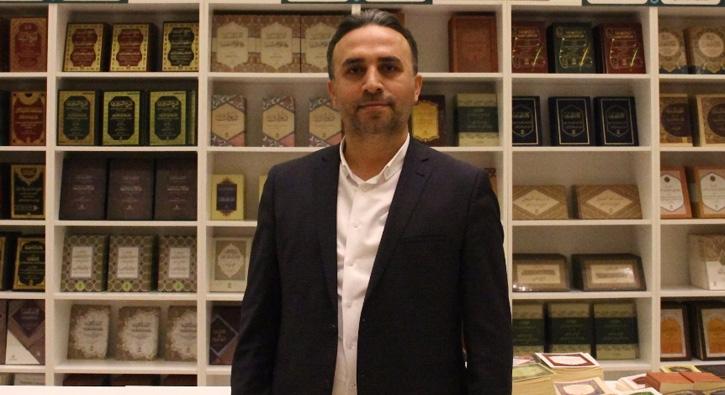 Arapça kitaplar fuarda buluştu