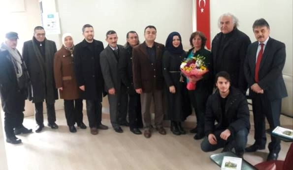 Ankara Şubesi yazarları konuk etmeye devam ediyor
