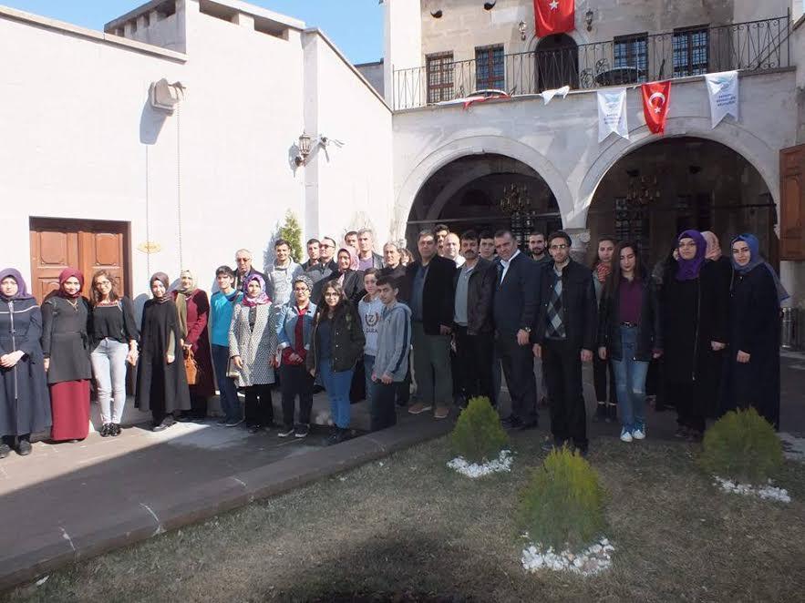 Kayseri'de Yazarlık Okuluna İlgi Yoğun