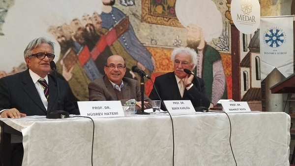 TYB İstanbul'da Edebiyat ve Medeniyet Konferansı Gerçekleşti