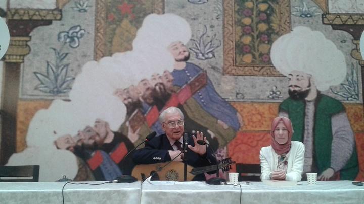 TYB İstanbul'da İki Fırat İki Kızıltuğ Programı Gerçekleşti