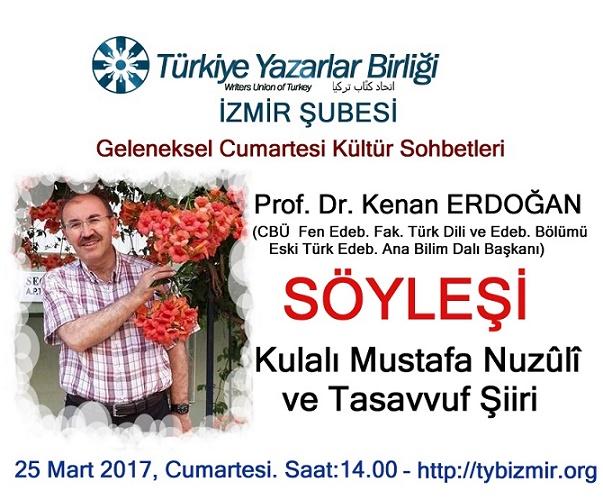 Kulalı Mustafa Nuzûlî ve Tasavvuf Şiiri