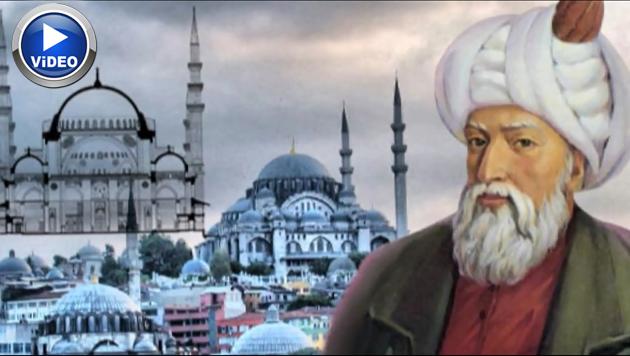 Osmanlı'nın başmimarı: Mimar Sinan | FOTO-VİDEO