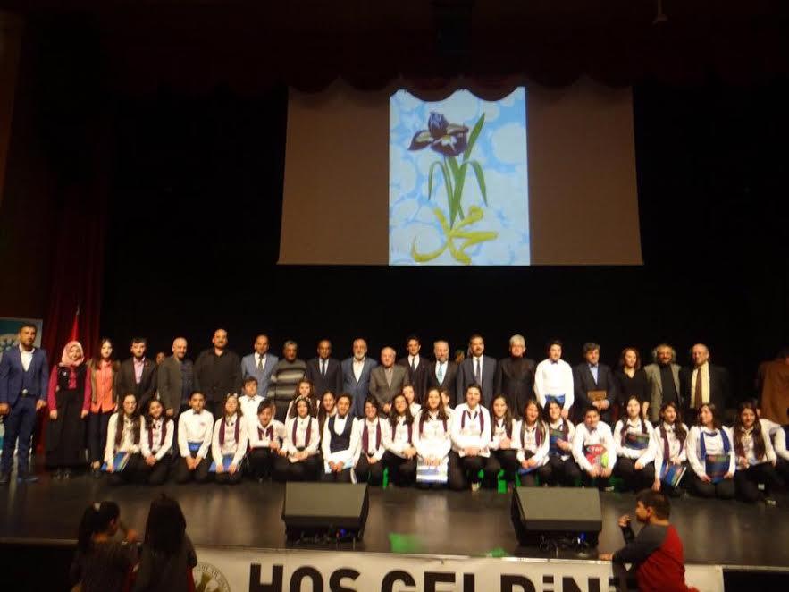 Erzurum Şubesi'nden Kutlu Doğumda Anlamlı Program