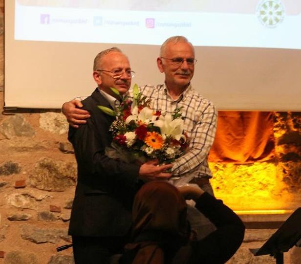 Bursa Şubesinden Prof. Dr. Mustafa Kara'ya Vefa Gecesi