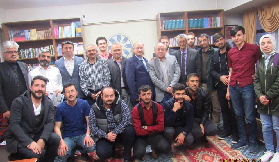 Erzurum Şubesi'nde Bingöl ve Çalmaşır İle Türküler Dile Geldi