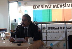 TYB İstanbul Şubesi Başkanı Ali Ural'ın 2. Edebiyat Mevsimi'ni Açış Konuşması