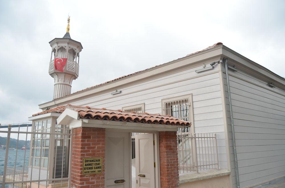 Boğaz'ın Tek Yalı Camisi Artık Yok