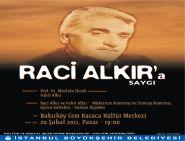 Türkülerin Paşası Raci Alkır...