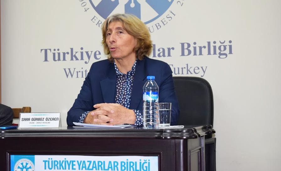 TYB Erzurum Şubesi'i Özeren'i Konuk Etti