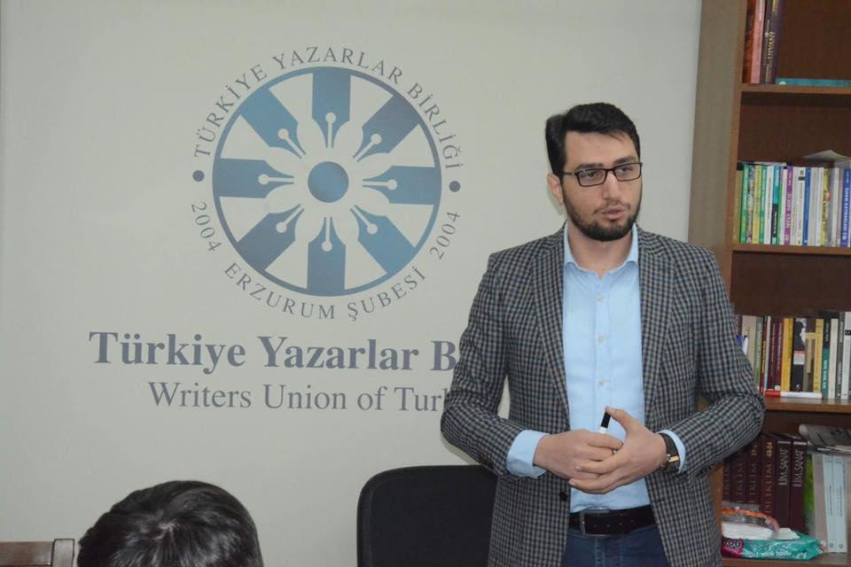 TYB Erzurum Şubesi'nin 'Dil ve İletişim Atölyesi' Başladı