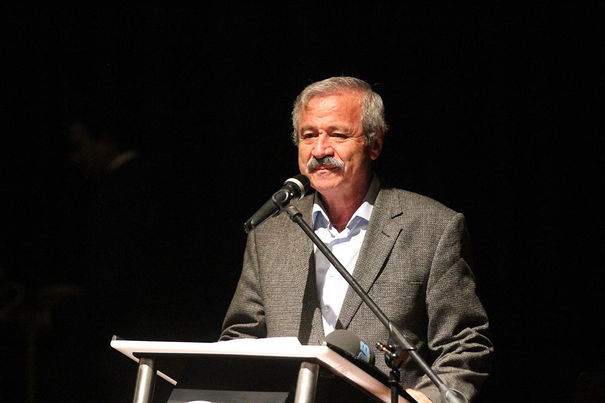 D. Mehmet Doğan: Sapanca'da şiiri konuşmak