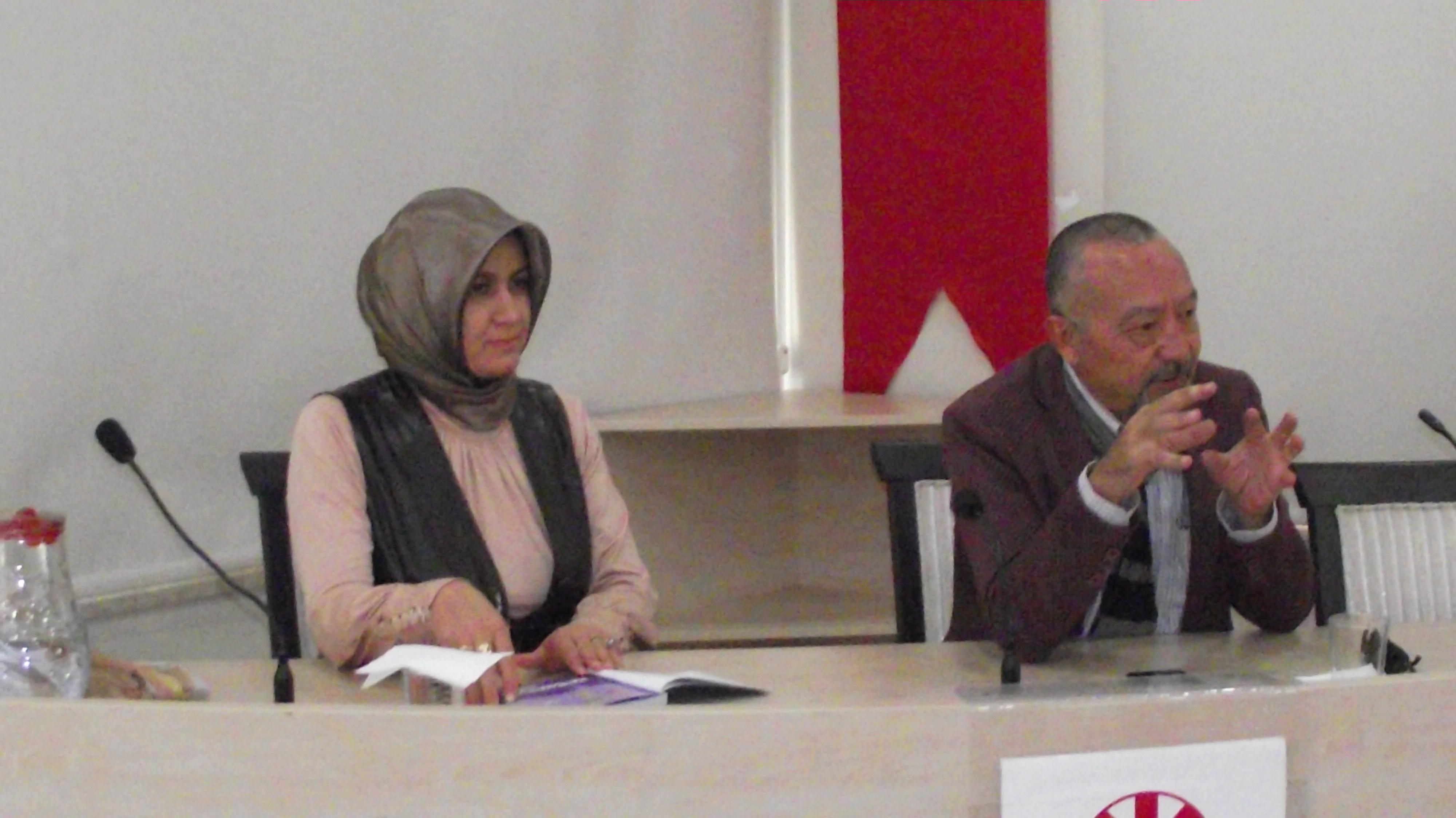 TYB Ankara Şubesi Geleneksel Cumartesi Sohbeti