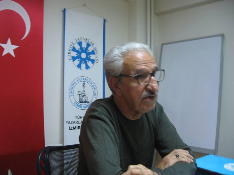 TYB İzmir Şubesinde Gönül Işığı Söyleşisi