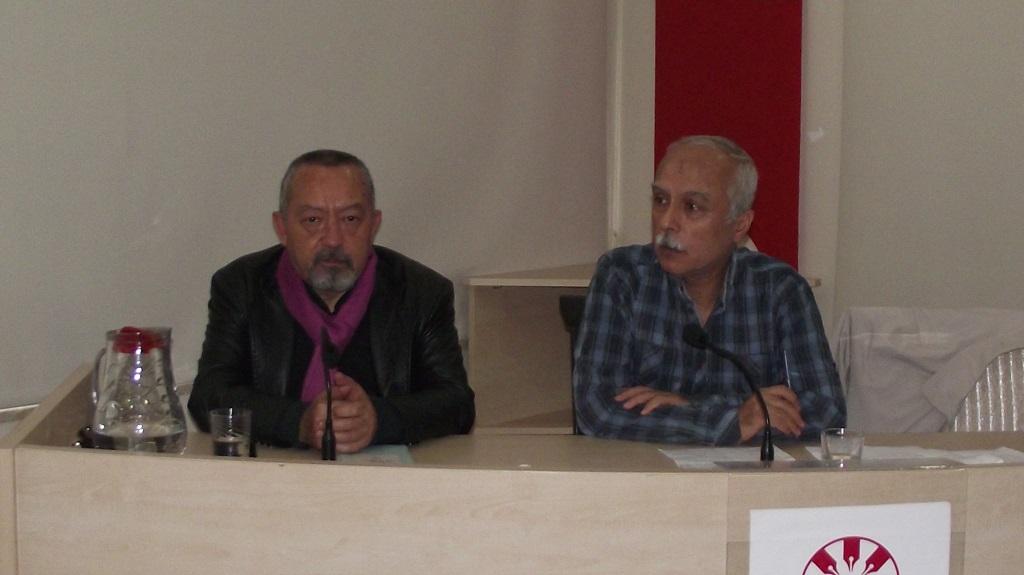 Ankara Şubesi Ekim Ayı Şairler Meclisi Toplandı!