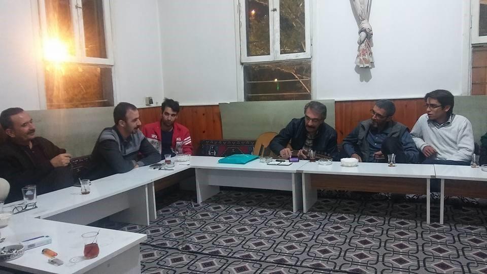 """Kahramanmaraş Şubesinde Prof.Dr. Suat Kıyak'tan """"Mûsiki ve İrfan"""" Sohbeti"""