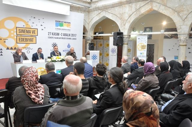9. İstanbul Edebiyat Festivali Başladı