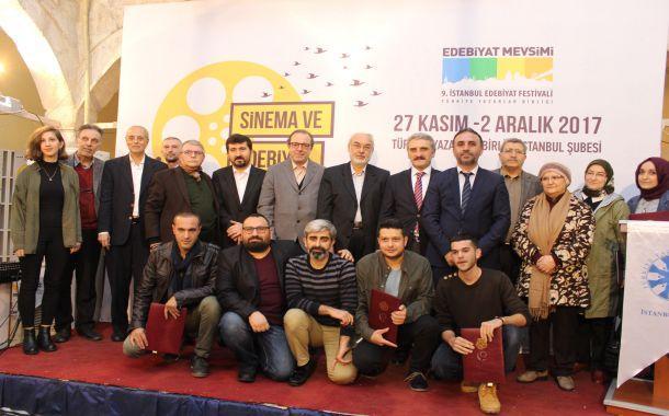 9. İstanbul Edebiyat Festivali ödülleri sahiplerini buldu