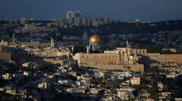 Gönüllerin başkenti Kudüs