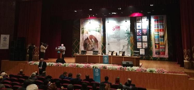 Türkçenin 12. Uluslararası Şiir Şöleni Türkistan'da başladı