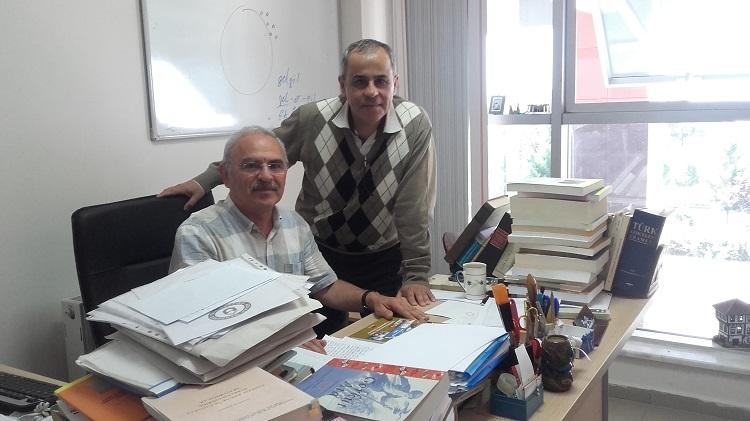 Önder Saatçi: Hocam Ahmet Nahmedov'la Azerbaycan Sohbeti