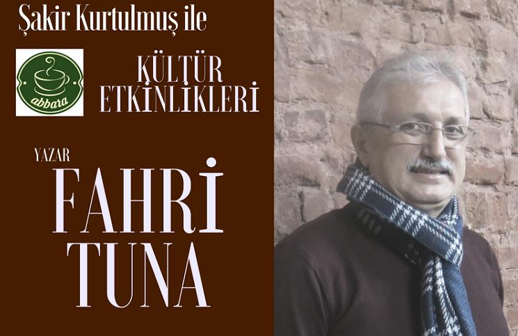 Şakir Kurtulmuş: Fahri Tuna  Abbara Kültür Etkinlikleri'nde
