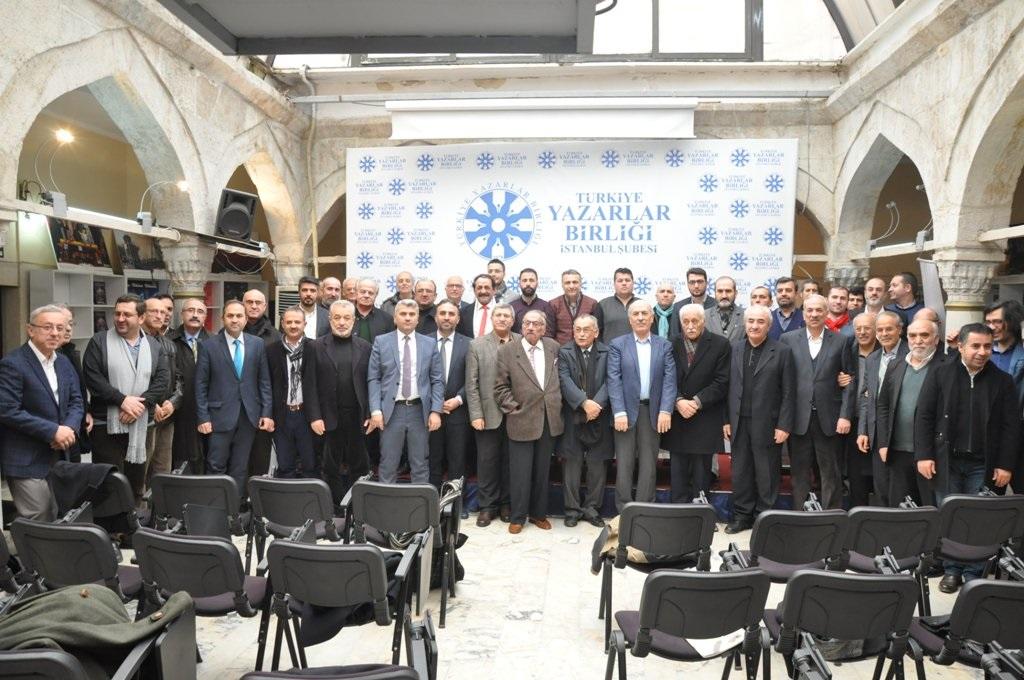 İstanbul Şubesi'nin Genel Kurulu Yapıldı