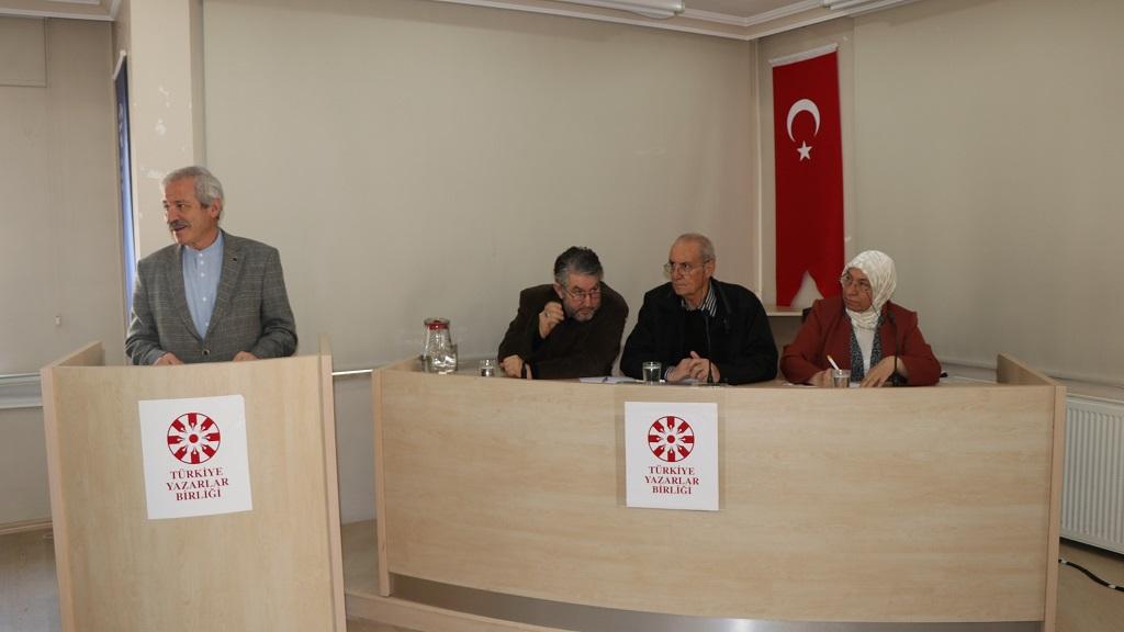 TYB Ankara Şubesinin 6. Olağan Genel Kurulu Yapıldı