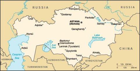 Küresel denklemde Kazakistan'ın artan rolü