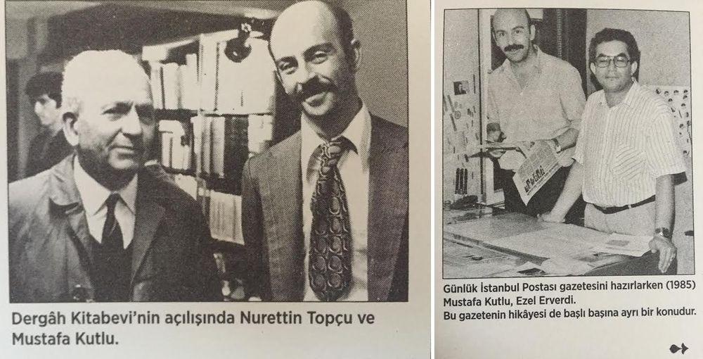 Mustafa Kutlu'nun Yazarlıkta 50. Yıl'ına Özel Ajanda