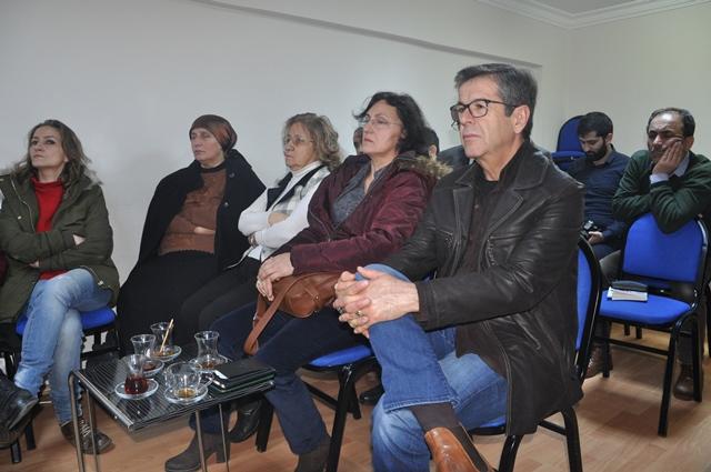 İzmir Şubesi'nde 100. yılında Azerbaycan konuşuldu