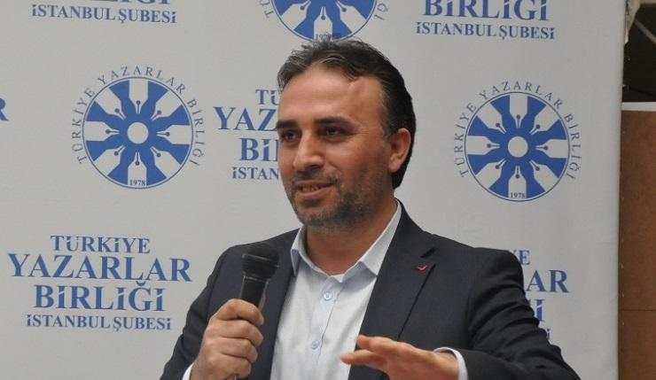 İstanbul Şubesi'nde Şairler Konuştu