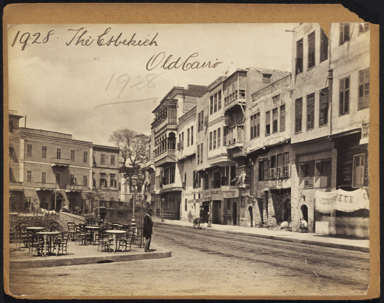 Yüz Yıl Öncesinin Mamur Mısır ve Kahire'sine Seyahat