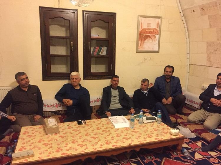 Şanlıurfa Şubesi'nde 28 Şubat Konuşuldu