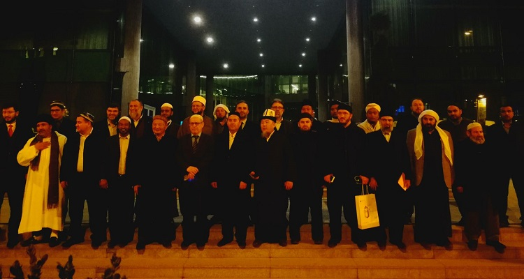 İstanbul Şubesi'nde Akademisyen, Yazar ve Âlimlerden Zeytin Dalı Harekâtı'na Destek Açıklaması