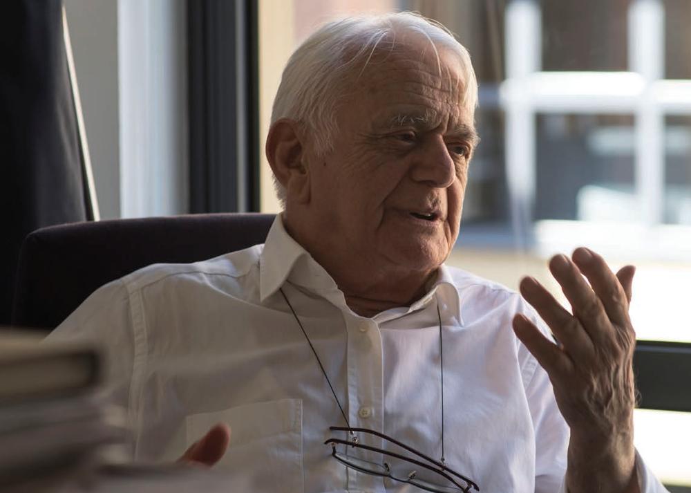 Mehmet Genç ile Hayatını ve İlim Yolculuğunu Konuştuk