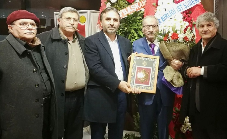 Makedonya Gamzesi'nin Galası Yapıldı