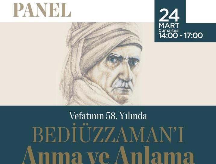 Bediüzzaman Said Nursî TYB İstanbul'da Konuşulacak