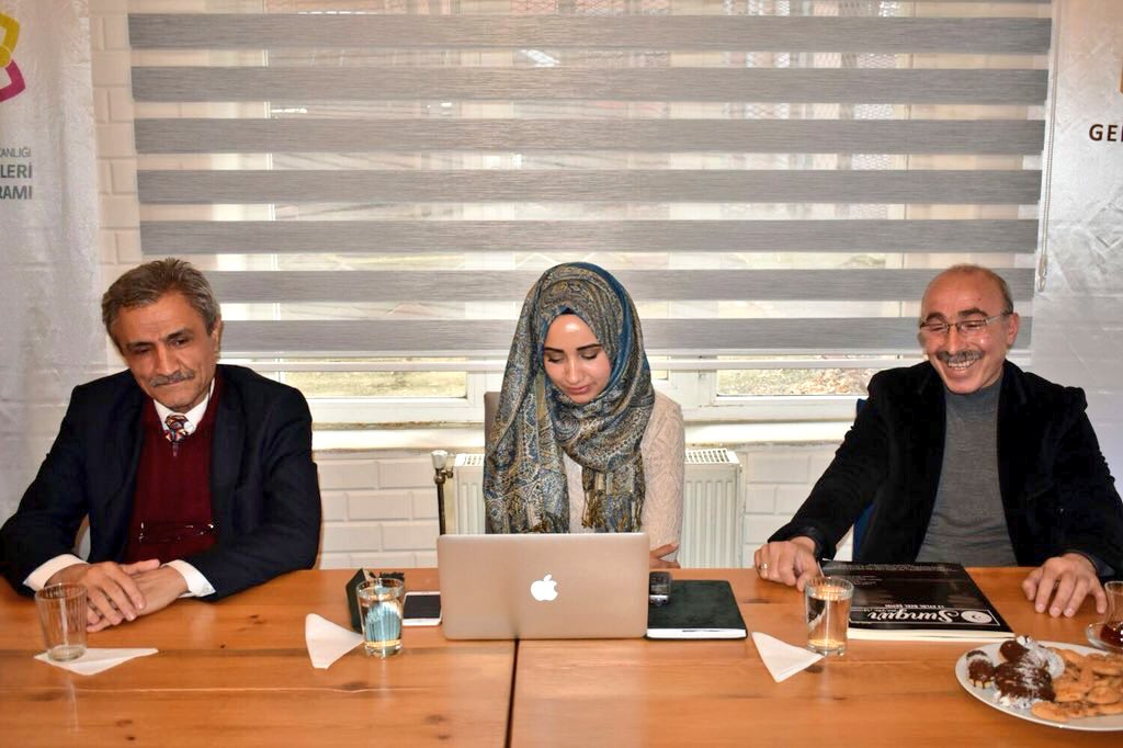 TYB'li Gençler Yazıcıoğlu'nu unutmadı