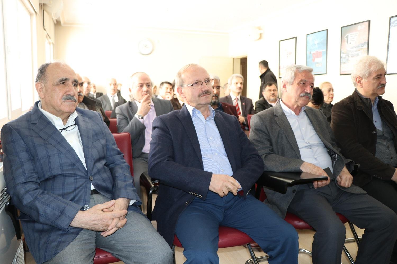 Türkiye Yazarlar Birliği'nin 20. Olağan Genel Kurulu Yapıldı