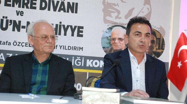 TYB Konya Şubesinde Yunus Emre Divanı ve Risâletü'n-Nushiyye Konuşuldu